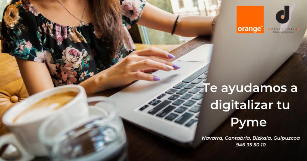 En Distelnor te ayudamos a dar el salto a la transformación digital de tu Pyme
